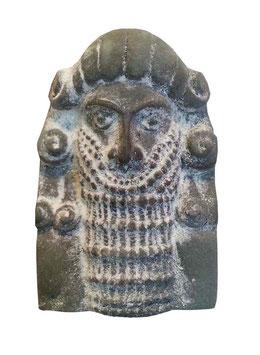 Magnet Gilgamesch anthrazit
