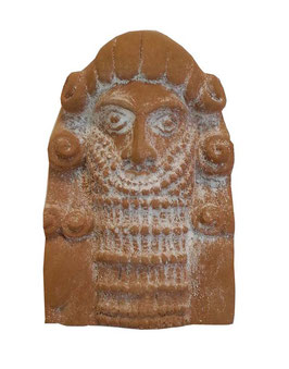 Magnet Gilgamesch   braun