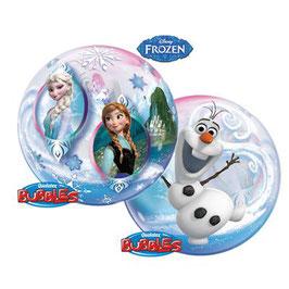 Palloncino bubbles Frozen