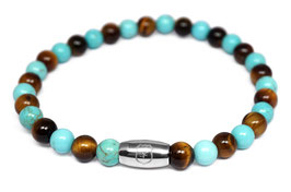 Classic | Turquoise & Tiger Eye