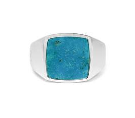 Signet Ring Turquoise