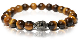 Buddha | Black Tiger Eye