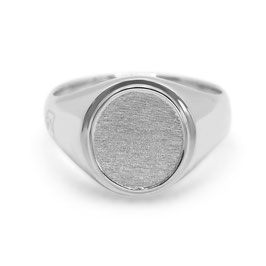 Signet Ring Fluted