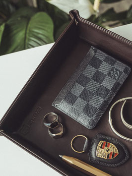 [Brown] Valet Tray