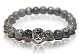 Lion grey silver | Luxury Collection