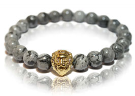 Lion grey gold | Luxury Collection