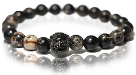 Lion black marble | Luxury Collection