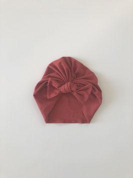Turban Vintage Red