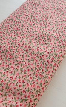 Baumwollstoff - Kleiner Blumenprint