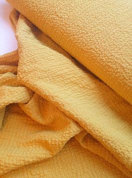 Waffel-Stretch Gelb