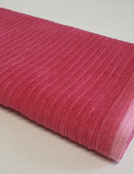 Baumwollcord - Pink