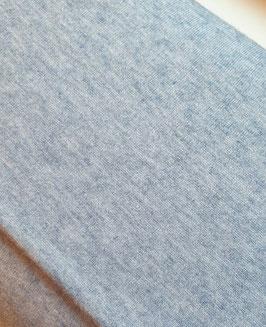 Leichtstrick - Hellblau Melange