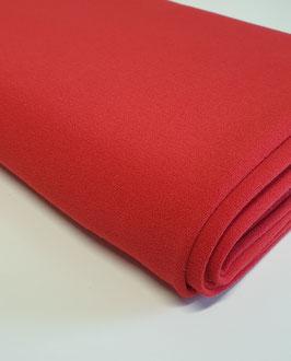 Doppelcrepe - Rot