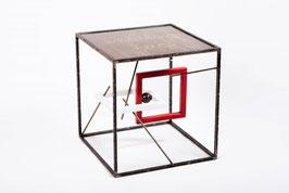 Tavolino salotto design moderno ART Endless hug
