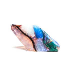 SoapRock Schwarzer Opal