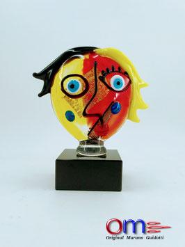 Scultura tributo Picasso