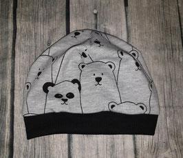 Baby-Beanie ab 6 Monate, Wo ist der Panda?