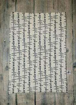 Arvenkissen inkl. Handmade-Kissenbezug Nr. 58