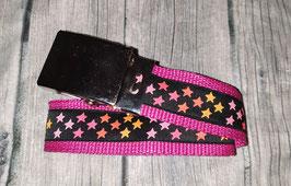 Kindergurt Sterne Pink