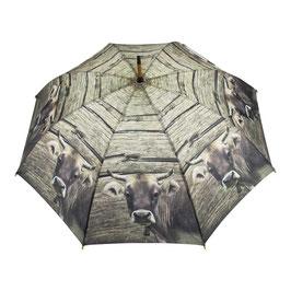 Regenschirm Braunvieh