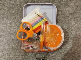 Flickzeug-Köfferchen