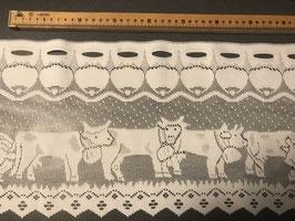 Kurzvorhang, Bistro Alpaufzug Kuh