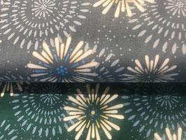 Baumwollstoff von Gütermann Serie Elegant Spirit in 2 Farben