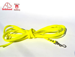 Biothane Schleppleine 1,2 gelb