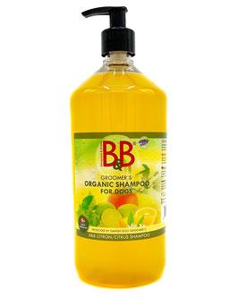 B & B Organic Citrus Shampoo 1000 ml