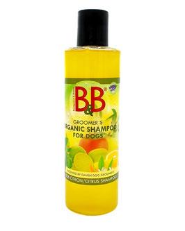 B & B Organic Citrus Shampoo 250 ml