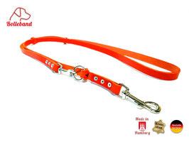 Lederleine Standard 1,5 rot