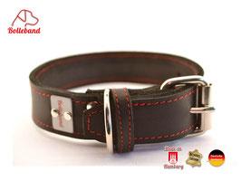 Bolleband Lederhalsband Classic 3,0 sw