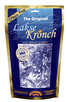 Lakse Kronch - The Original 600 g Leckerlies für Hunde
