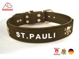 Bolleband St.Pauli schwarz