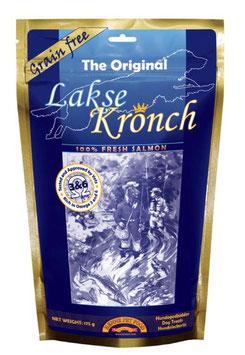 Lakse Kronch - The Original 175 g - Leckerlies für Hunde