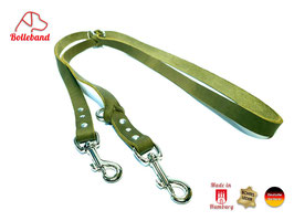 Lederleine Standard 2,0 oliv