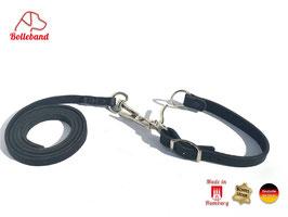 Starterleine 8, schwarz, verstellbar