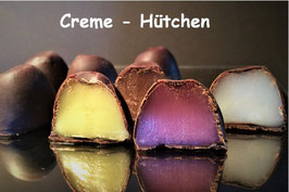 Creme - Hütchen