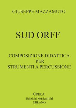 SUD ORFF Composizione Didattica per Strumenti a Percussione