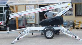 Anhängerbühne  DINO TL 105