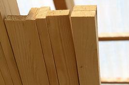 Dachlatten Unterlattung aus Nadelholz