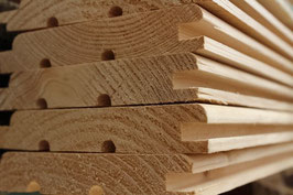 Profilholz Softline - für den sichtbaren Einbau