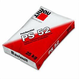 Putzspachtel PS52 und weiß P52