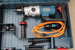 Trocken-und Naßkernbohrgerät als handgeführtes Gerät bis 180 mm Durchmesser