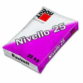 Nivelliermasse Nivello 25