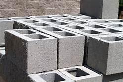 Hohlblocksteine aus Beton