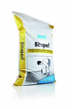 Perlite-Trockenschüttung Bituperl