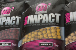 Mainline  High Impact Boilies 20mm.