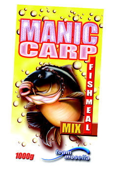 Mosella Manic Carp Fishmeal Mix