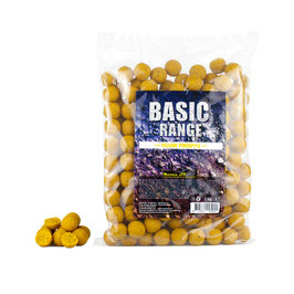 Basic Range – Yellow Pineapple
